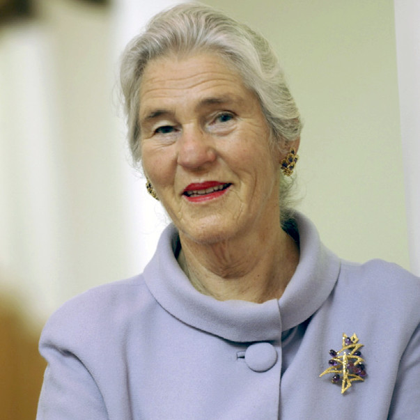 Janet Rowley - 2012
