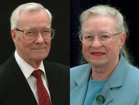 Orlando J. and Dorothy A. Miller – 2008